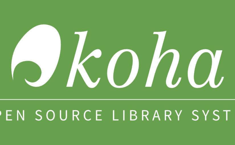 (Svenska) Koha – öppen eftermiddag om öppen källkod