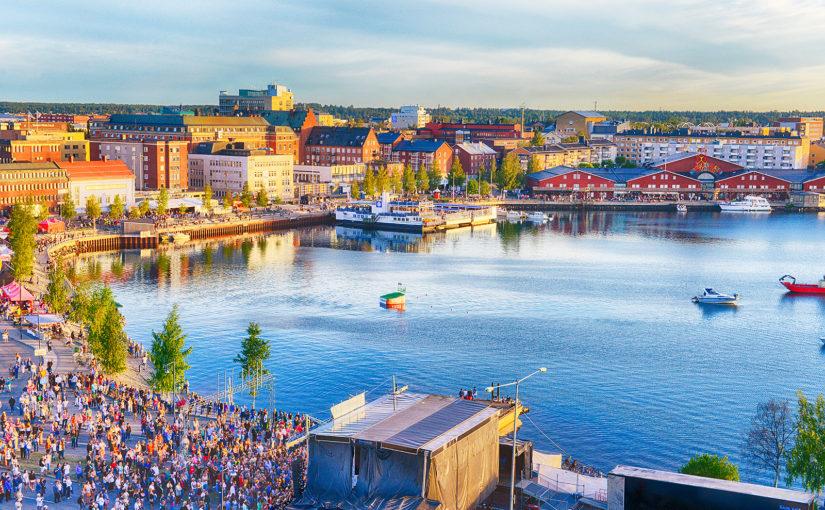 Inbjudan till Svenska Kohanätverkets sjätte användarmöte i Luleå 17-19 oktober 2018