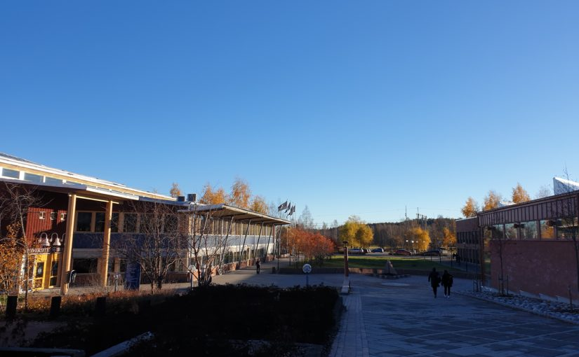 Summary of the Swedish Koha User Group meeting in Luleå 17-19 October 2018
