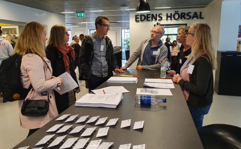 Summary of the eighth biannual Swedish Koha User Group meeting in Lund 15 – 17 October 2019